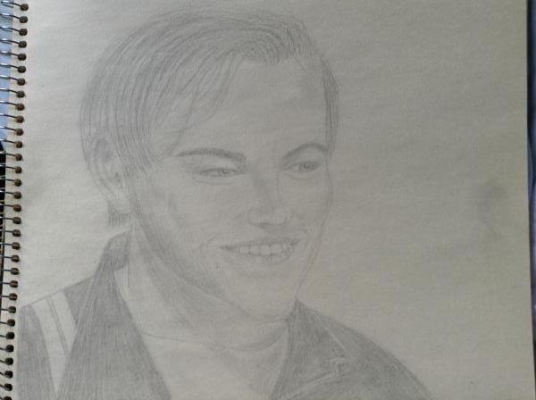 Leonardo DiCaprio by Marie16